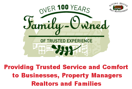 Pest Control Service Businesses Home Realtor Property Managers Ailing House Pest Management Inc