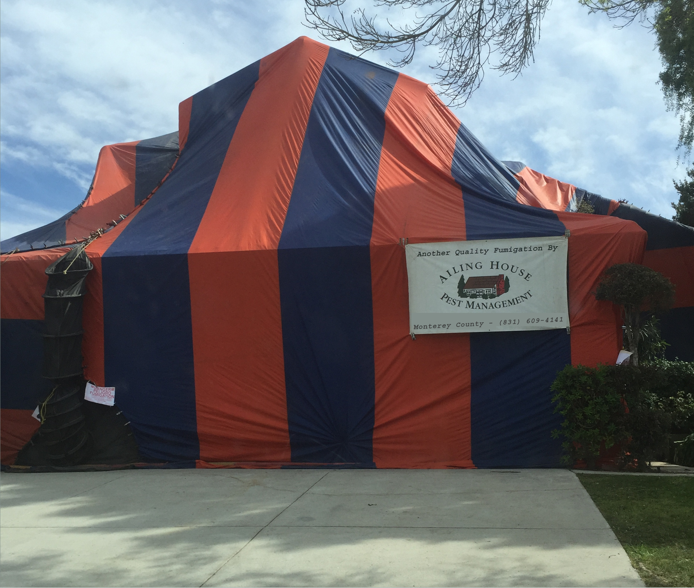 Custom Logo Tents